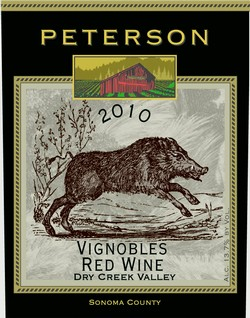 Vignobles 2010, Dry Creek Valley 1.5L