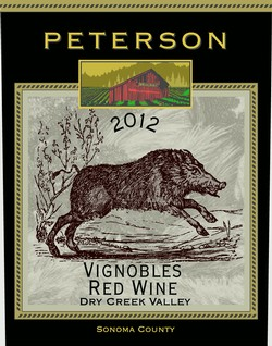 Vignobles 2012, Dry Creek Valley