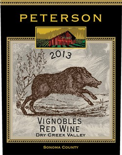 Vignobles 2013, Dry Creek Valley