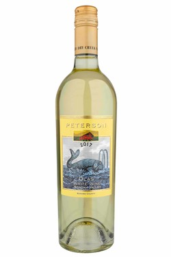 Olas White Blend, 2017, Sonoma Valley