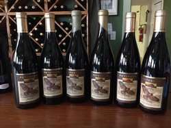 2005 - 2010 Gravity Flow Syrah Vertical