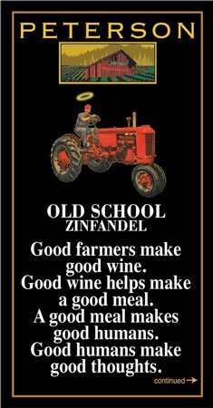 Zinfandel 2014, Old School, Dry Creek Valley Image