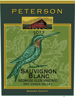 Sauvignon Blanc 2017, Dry Creek Valley