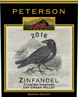 Zinfandel 2016, Funsten Vineyard
