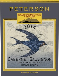 Cabernet Sauvignon 2014, Bradford Mountain Estate Vineyard