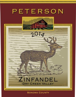 Zinfandel 2014, Dry Creek Valley
